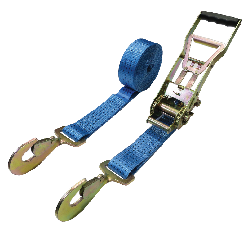 Printed ratchet straps husky c201h